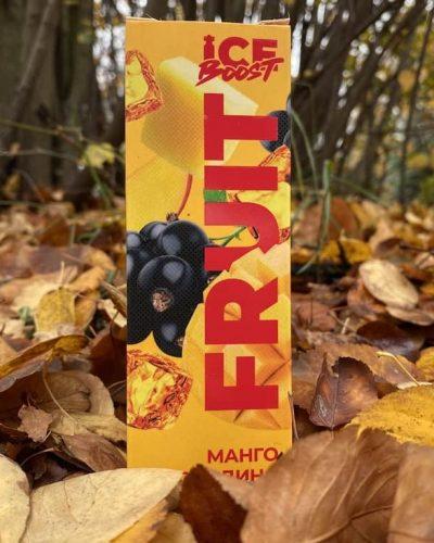 Жидкость Fruit Shake Манго Смородина вкусипар.рф