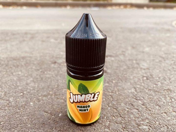 Жидкость Jumble Salt Mango Mint вкусипар.рф