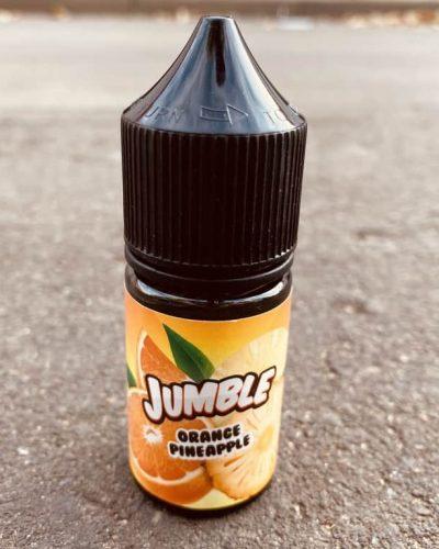 Жидкость Jumble Salt Orange Pineapple вкусипар.рф