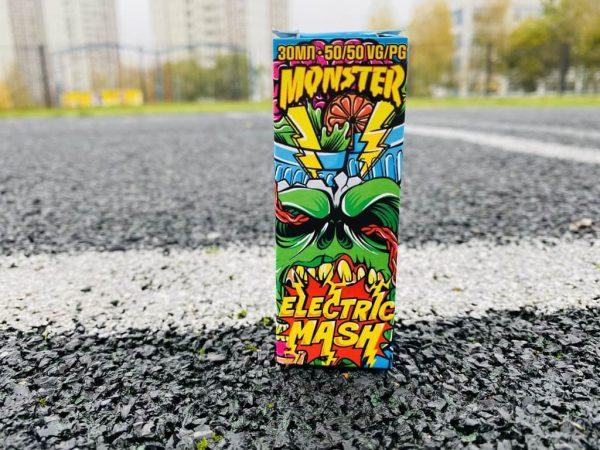 Жидкость Monster Salt Electric Mash вкусипар.рф