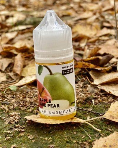 Жидкость Nice Salt Apple and Pear вкусипар.рф