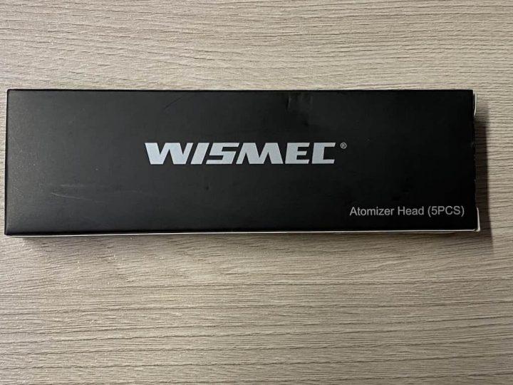 Испаритель на Pod Mod Wismec R80 вкусипар.рф