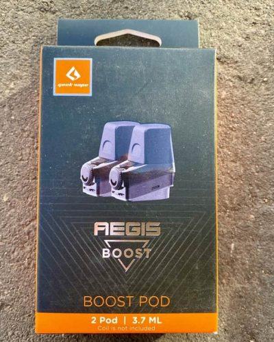 Картридж на Aegis Boost Pod вкусипар.рф