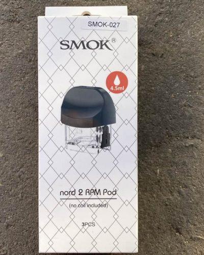 Картридж на Nord 2 RPM Pod вкусипар.рф