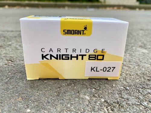 Пустой картридж на Smoant Knight 80 вкусипар.рф