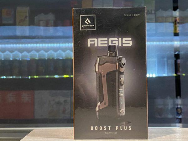 Aegis Boost Plus Gun Metal вкусипар.рф