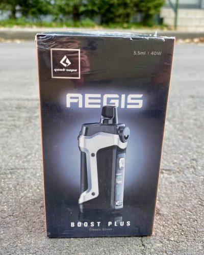 Pod Aegis Boost Plus вкусипар.рф
