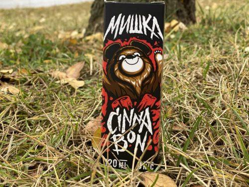 Жидкость Мишка Cinnabomb вкусипар.рф