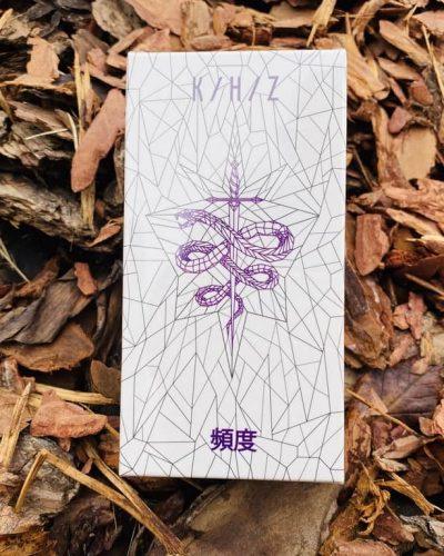 Жидкость Сyberfog ВОЛНА : KHZ : K.H.Z : 電波 60 : вкусипар.рф