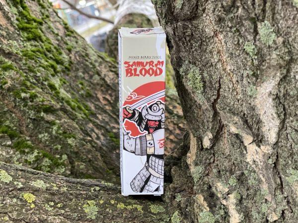 Жидкость Banzai! Samurai Blood вкусипар.рф