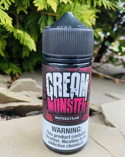 Жидкость Cream Monster Waterstraw вкусипар.рф