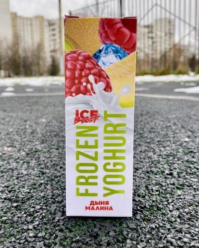 Жидкость Frozen Yoghurt Дыня Малина вкусипар.рф