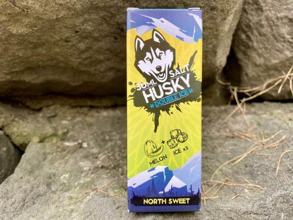 Жидкость Husky Salt Double Ice North Sweet вкусипар.рф