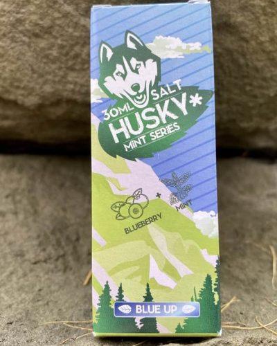 Жидкость Husky Salt Mint Series Blue Up вкусипар.рф