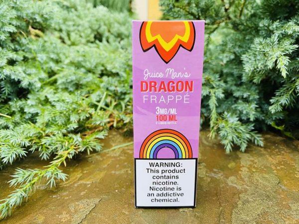 Жидкость Juice Man Dragon Frappe вкусипар.рф