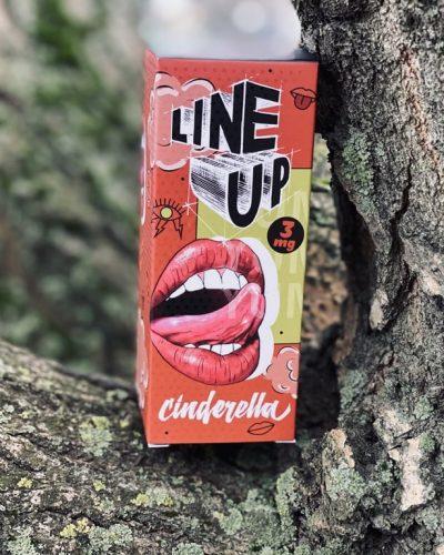 Жидкость Line Up Cinderella вкусипар.рф