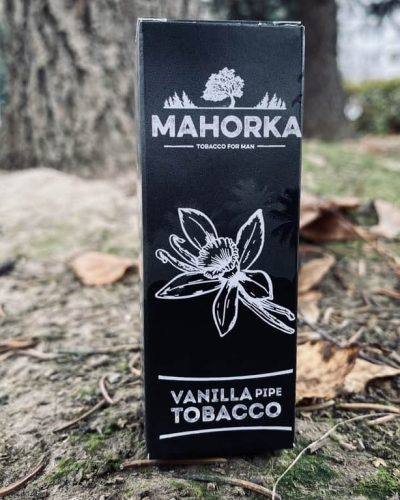 Жидкость Mahorka Salt Vanilla Pipe Tobacco вкусипар.рф