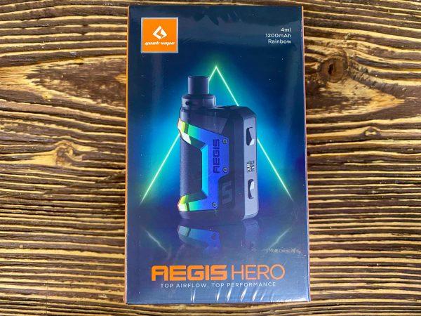 Закрытая система Aegis Hero вкусипар.рф