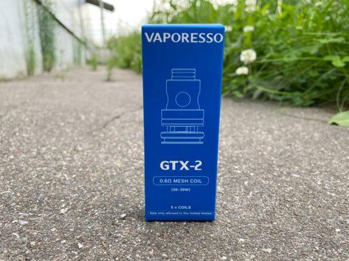Испарители Vaporesso GTX-2 вкусипар.рф