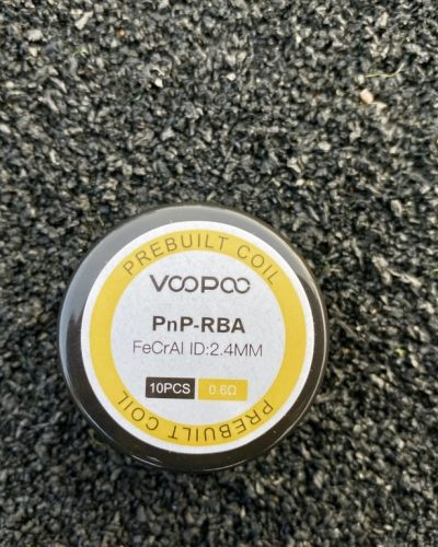 Намотки Voopoo Pnp Rba 0,6 ом вкусипар.рф