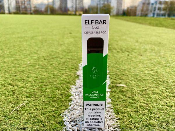 Одноразка Elf Bar киви гуаваэльф бар вкусипар.рф