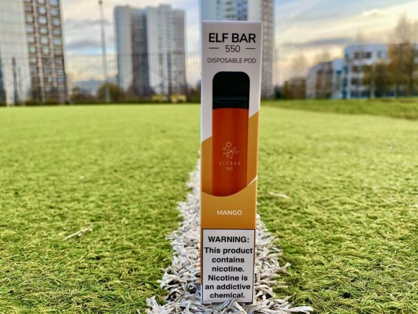 Одноразка Elf Bar Mango эльф бар вкусипар.рф
