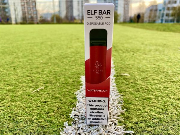 Одноразка Elf Bar Watermellon эльф бар вкусипар.рф