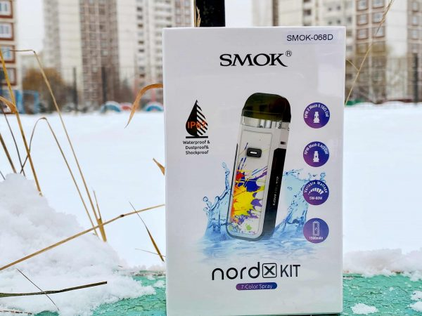 Nord x 7-color Spray вкусипар.рф