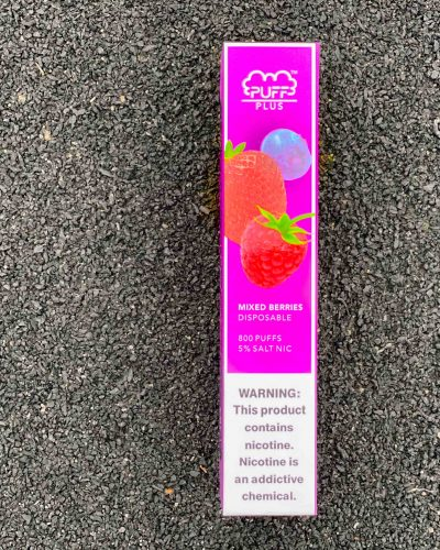 Puff Bar Plus Mixed Berries Зеленоград 800 затяжек вкусипар.рф