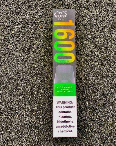 Puff Bar XXL Aloe Mango Melon Зеленоград 1600 затяжек вкусипар.рф