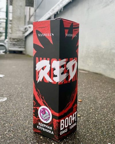 Жидкость Maxwells Red вкусипар.рф