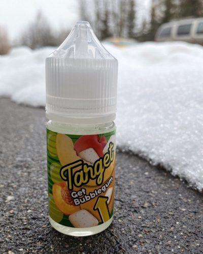 Жидкость Target Salt Get Bubblegum вкусипар.рф