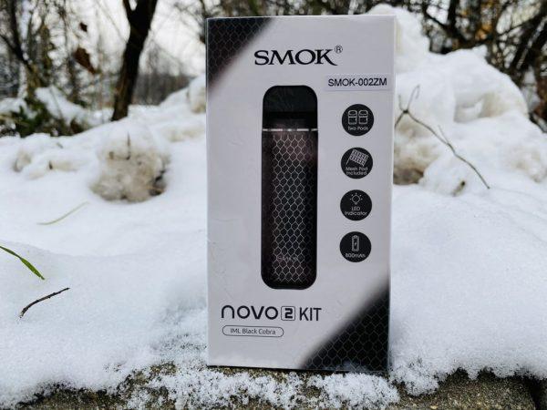 Smok Novo 2 IML Black Cobra вкусипар.рф