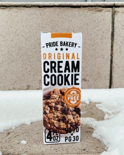 Жидкость Cream Cookie