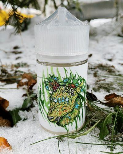 Жидкость Dr. Grimes Greenthorn вкусипар.рф