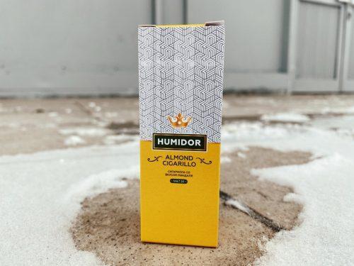 Жидкость Humidor Salt Almond Cigarillo вкусипар.рф