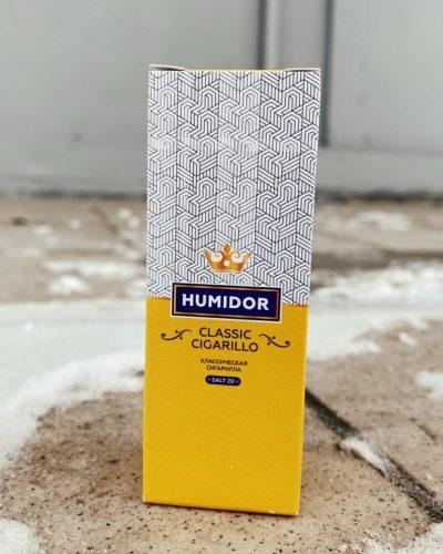 Жидкость Humidor Salt Classic Cigarillo вкусипар.рф