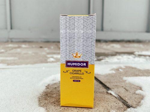 Жидкость Humidor Salt Grape Cigarillo вкусипар.рф