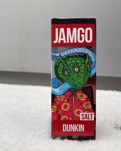 Жидкость Jamgo Salt Dunkin вкусипар.рф