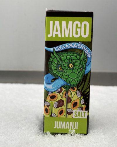 Жидкость Jamgo Salt Jumanji вкусипар.рф