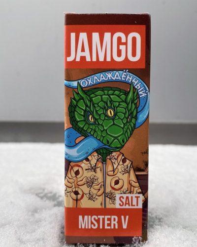 Жидкость Jamgo Salt Mister V вкусипар.рф