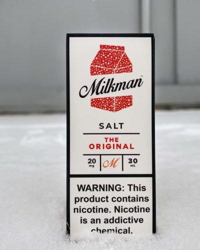Жидкость Mikman Salt The Original вкусипар.рф