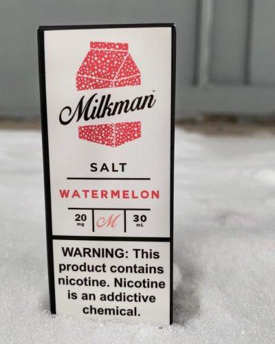 Жидкость Milkman Salt Watermelon вкусипар.рф