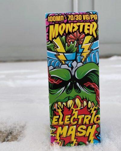 Жидкость Monster Electric Mash вкусипар.рф