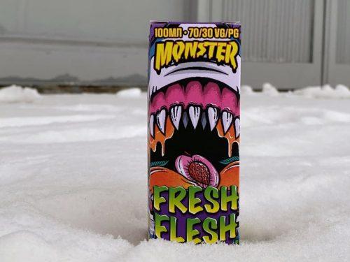 Жидкость Monster Fresh Flesh вкусипар.рф