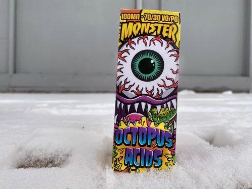Жидкость Monster Octopus Acids вкусипар.рф
