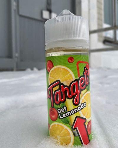 Жидкость Target Get Lemonade вкусипар.рф