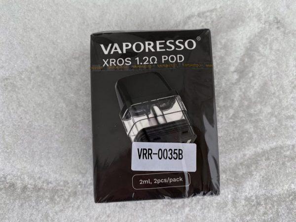 Картридж Vaporesso XROS 1.2 ом вкусипар.рф