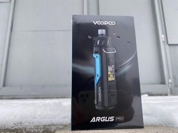 Набор Voopoo Argus Pro синий вкусипар.рф