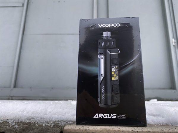 Набор Voopoo Argus Pro черный вкусипар.рф